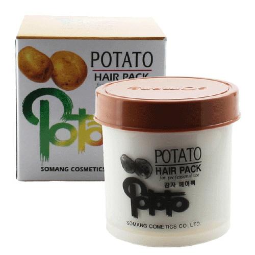 [소망] 감자 헤어팩 150ml 개업식