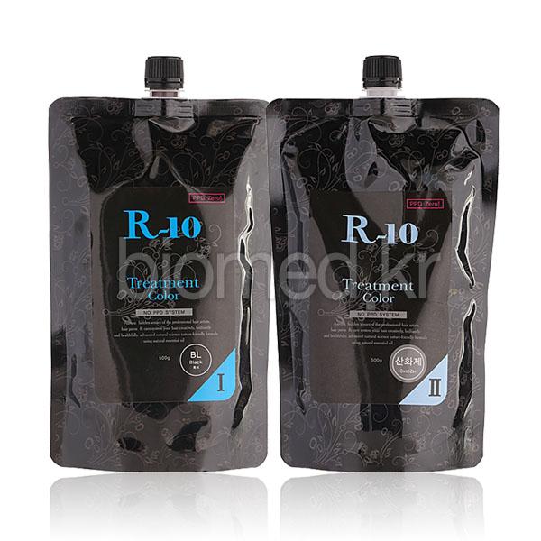 [오로라]R-10 로제피스 노아르 칼라 1제 500g+2제 500g