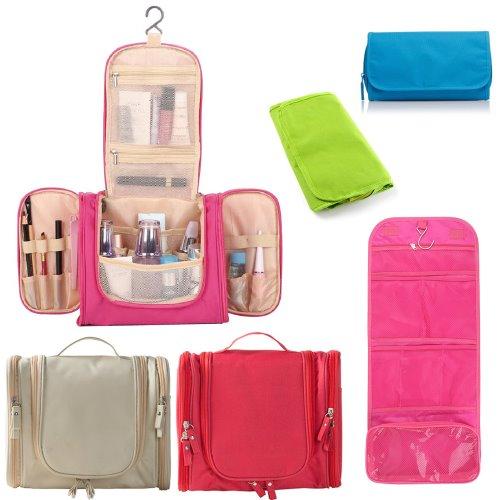 세면도구 여행가방/화장품/파우치/여행용/다용도가방/목욕/욕실벽걸이/